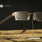 Vrtané ručně vybrušované brýle  s jedinečným a originálním designem