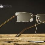 """Vrtané kreativní ručně vybrušované brýle """"PAVLÍNA"""""""