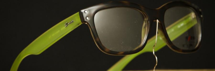 Moderní plastové brýle EXESS