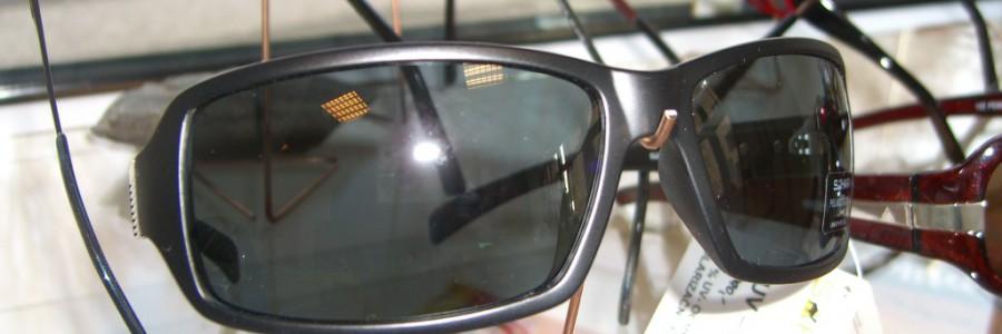 Sluneční polarizační brýle s možností výměny čoček dle přání