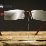 Vrtané ručně vybrušované brýle (KLÁRA)