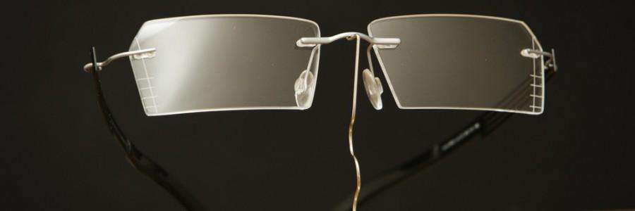 """Vrtané kreativní ručně vybrušované brýle  """"UNIKOS"""""""