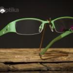 Vázané dětské brýle VISIBLE od české návrhářky