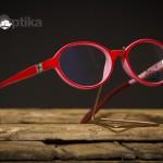 Plastové dětské brýle se super flex. stranicemi