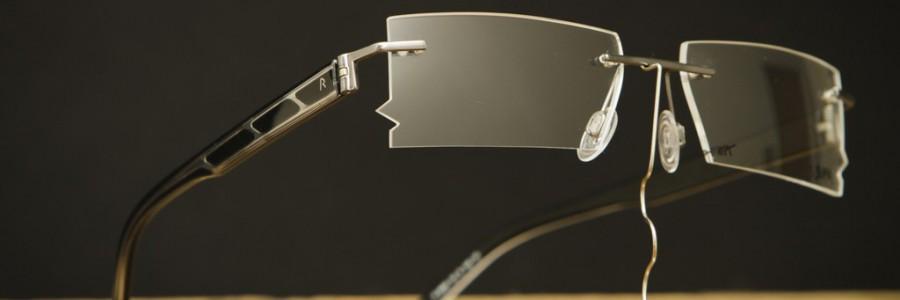 Vrtané ručně vybrušované brýle (GRAF)